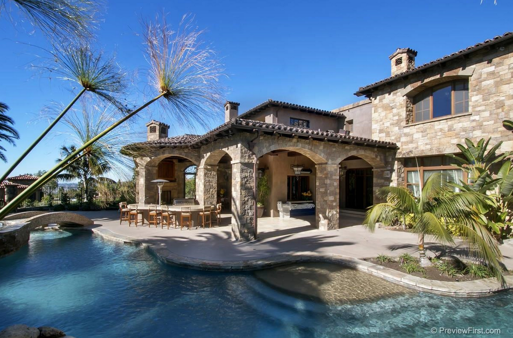 $16.9 Million Newly Listed Mansion In San Diego, CA   Homes of the ...