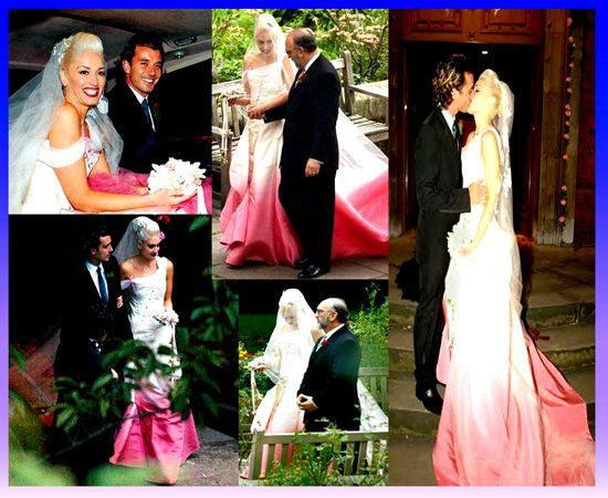 My All Time Favorite Celebrity Wedding Dress I Would Have Worn This Famous Wedding Dresses Gwen Stefani Wedding Dress Gwen Stefani Wedding