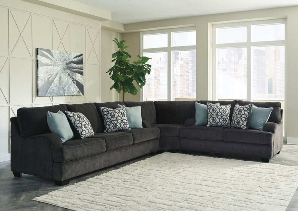 Ashley Charenton Sectional Charcoal Sears Outlet Sectional Sleeper Sofa Couches Living Room Sofa Home