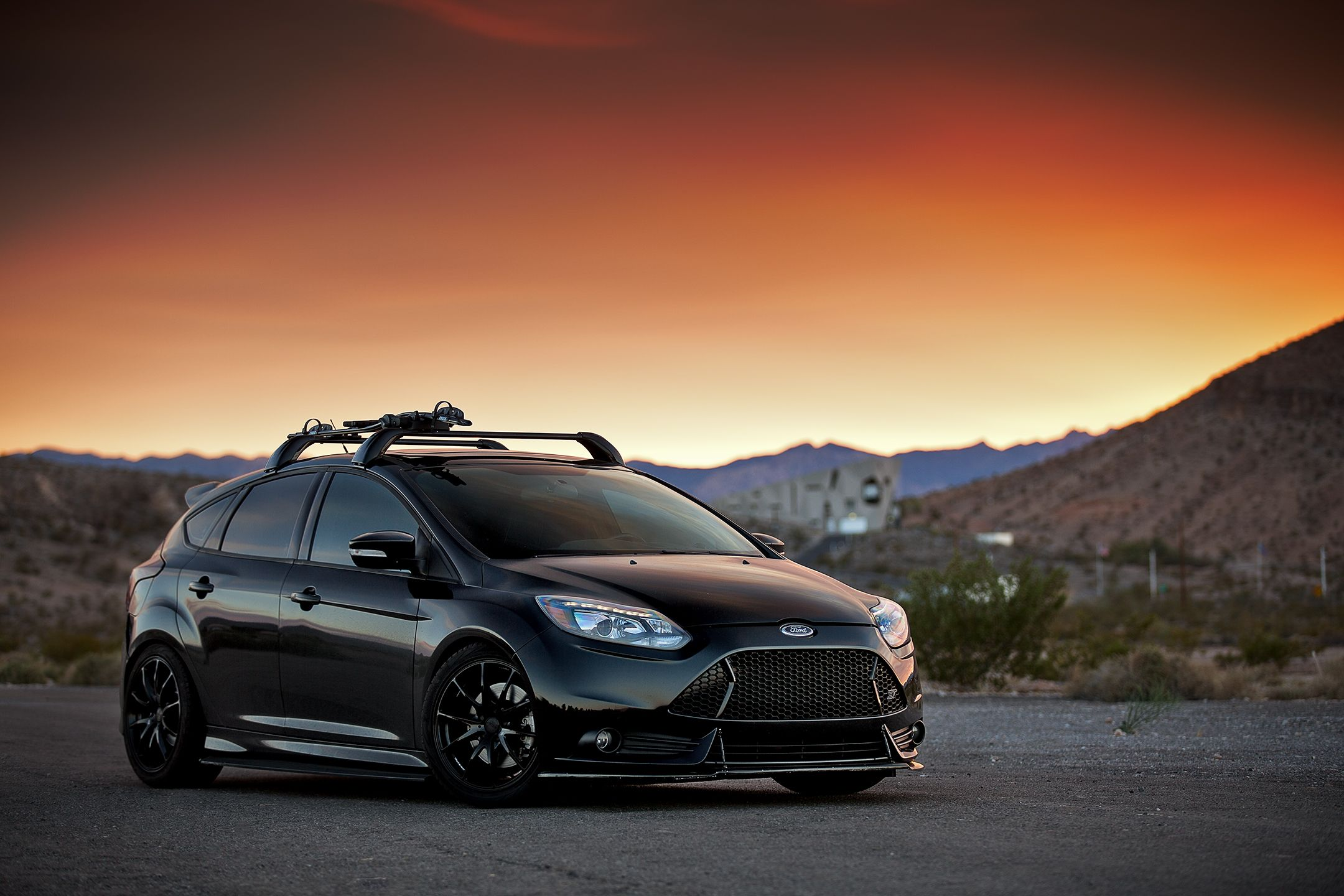 Still Lurkin By Anthony Mair Ford Focus St Forum Ford Focus