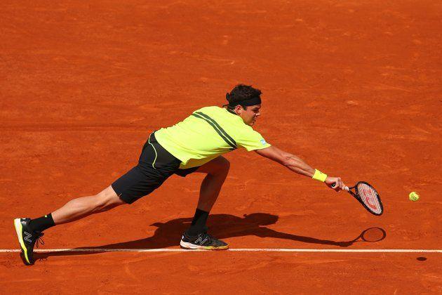 Eurosport Yahoo Tennis