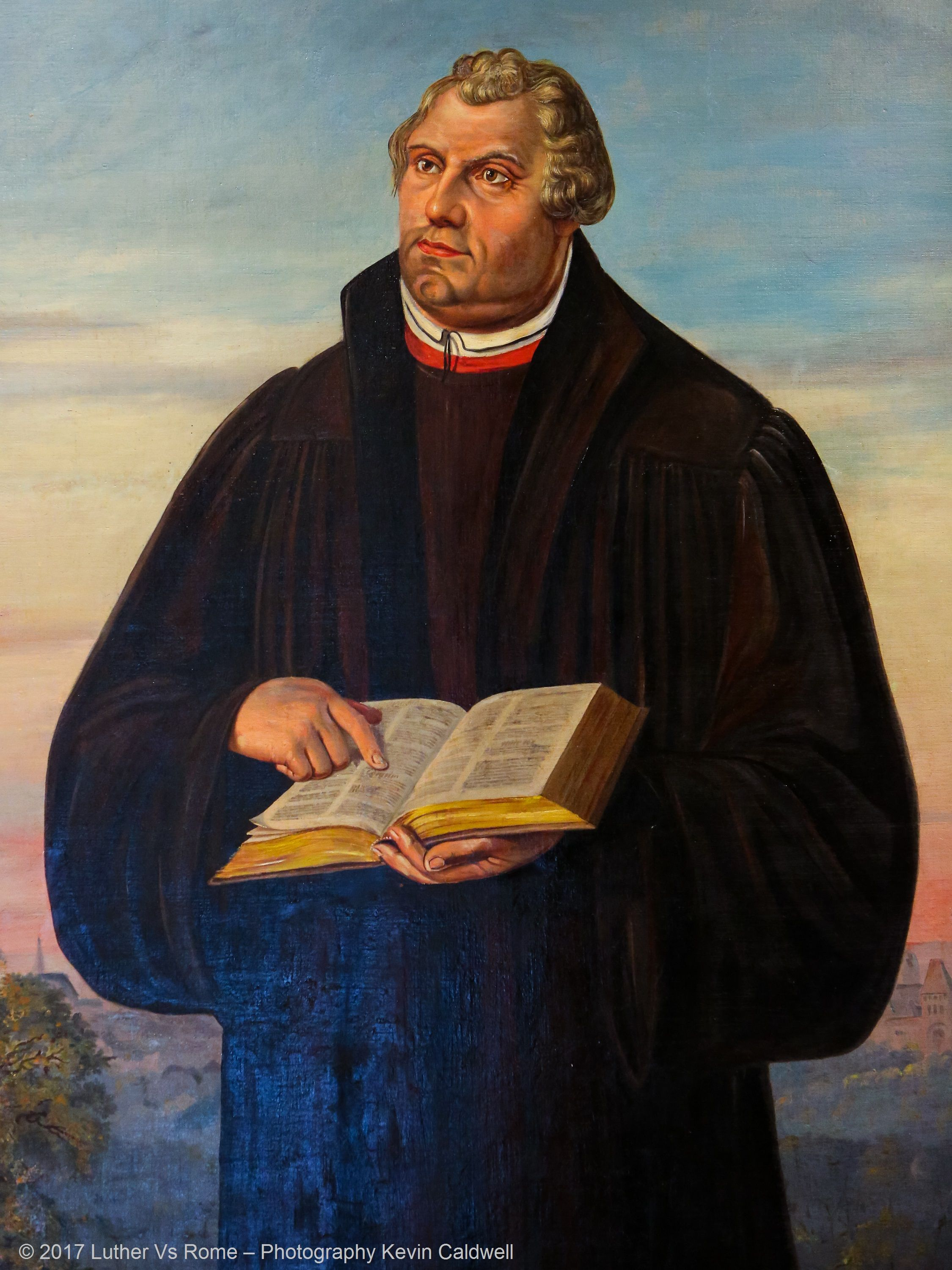 The Great Reformer Martin Luther