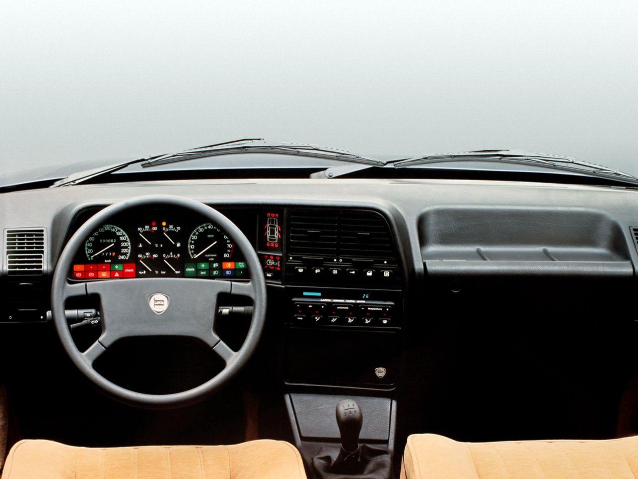 1984 Lancia Thema 6V | Lancia | Pinterest | Cars, Car interiors and ...