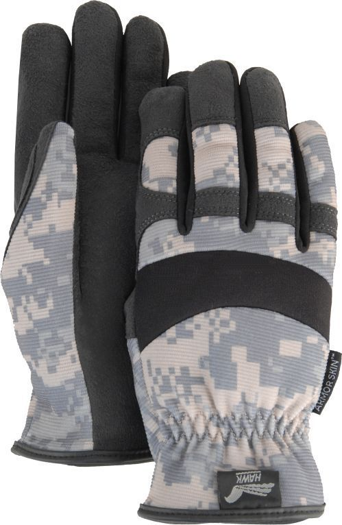 Majestic Hawk 2136c1 Armor Skin Mechanic Style Gloves Camouflage