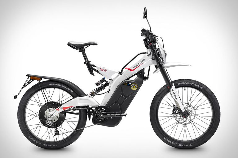 Bultaco Brinco Electric Dirt Bikes (With images
