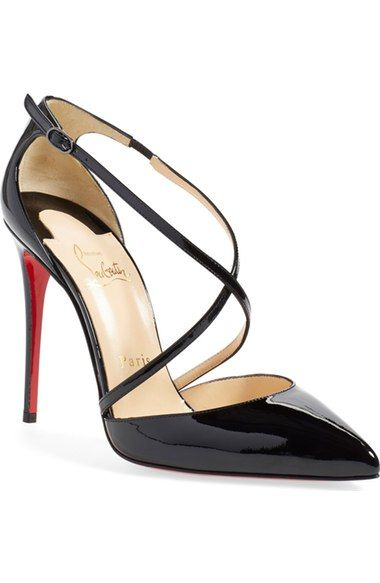 322da8350efe Christian Louboutin  Blake  Pointy Toe Pump available at  Nordstrom ...