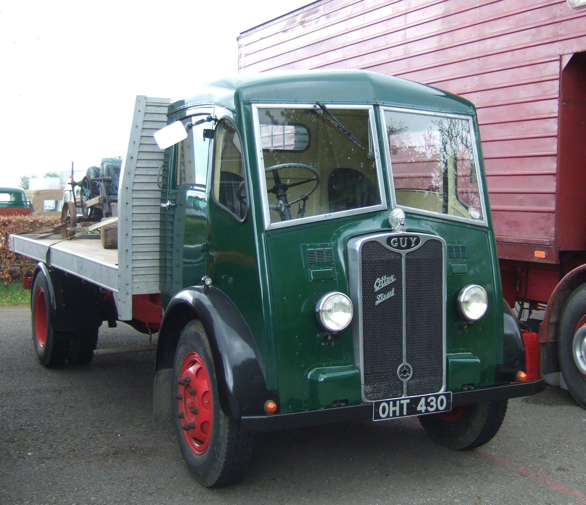 Vintage British Lorries Trucks Vintage Trucks Classic