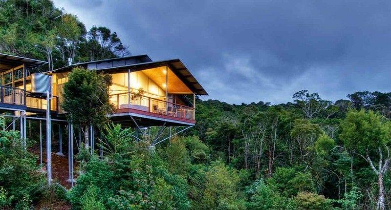 Kết quả hình ảnh cho O'Reilly's Rainforest Retreat gold coast