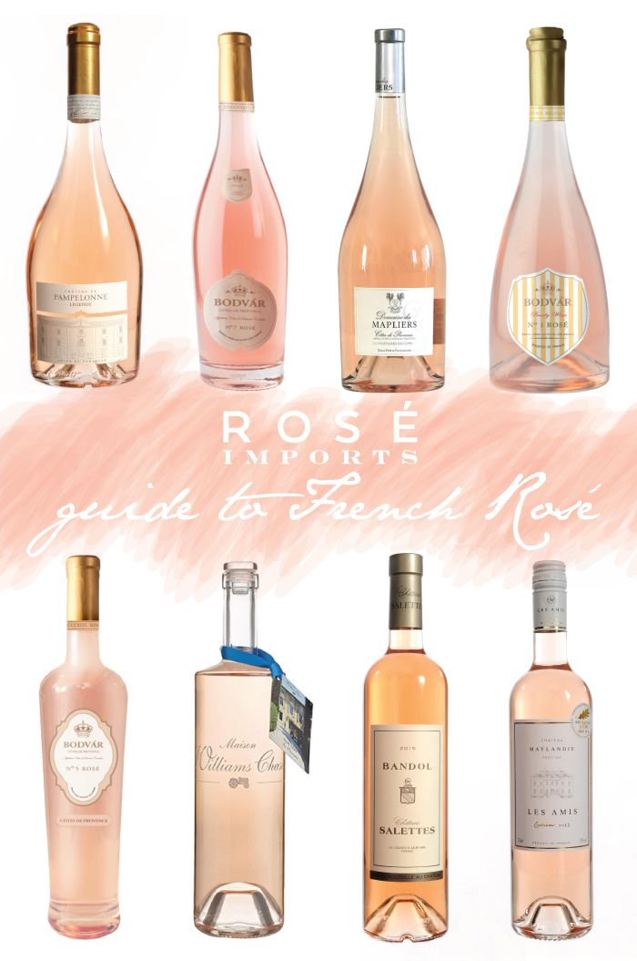 BLOG — ROSÉ IMPORTS YOUR GUIDE TO FRENCH ROSÉ