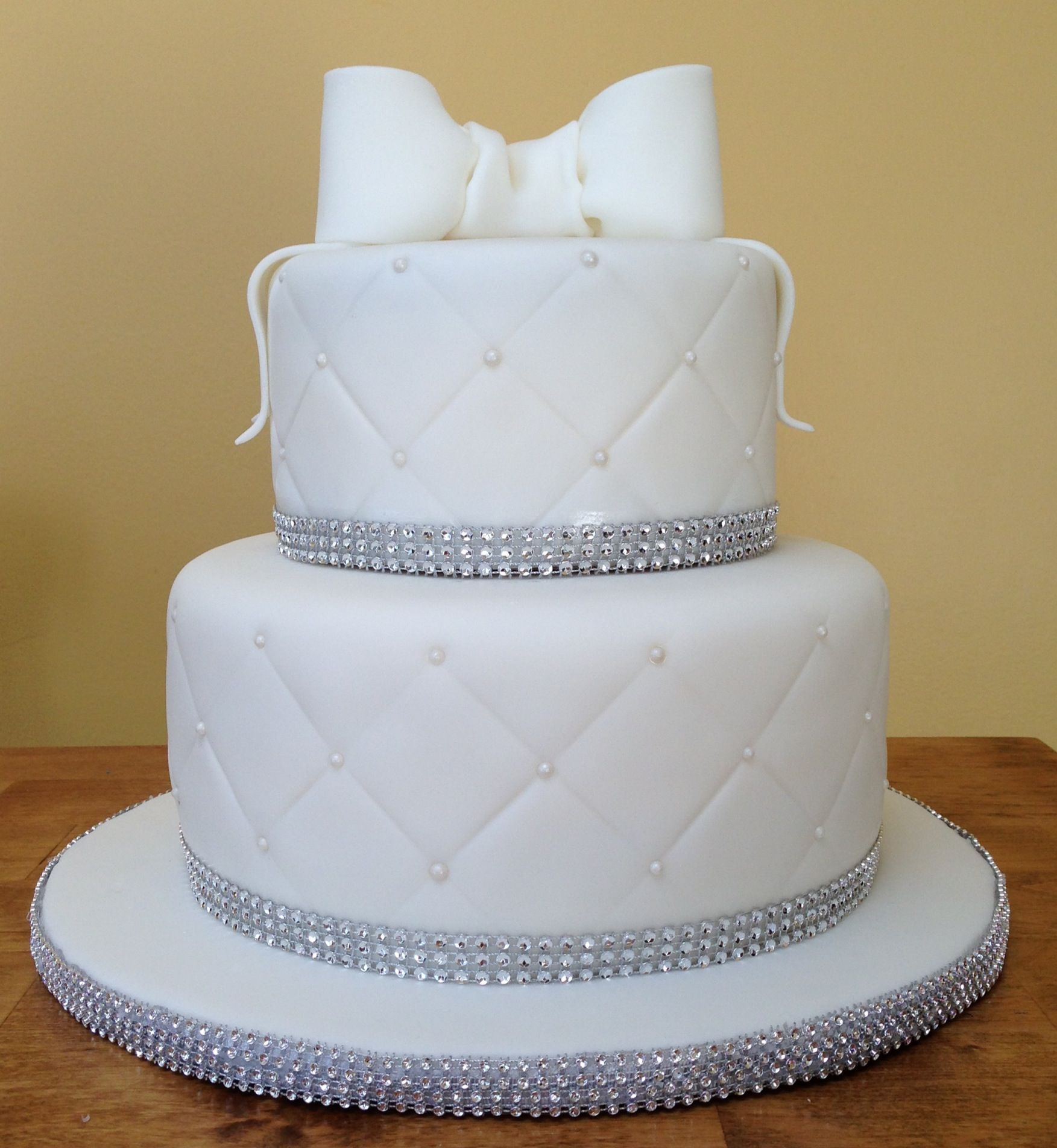 40th Birthday Bling Cake Party Pinterest 40 Birthday Cake And