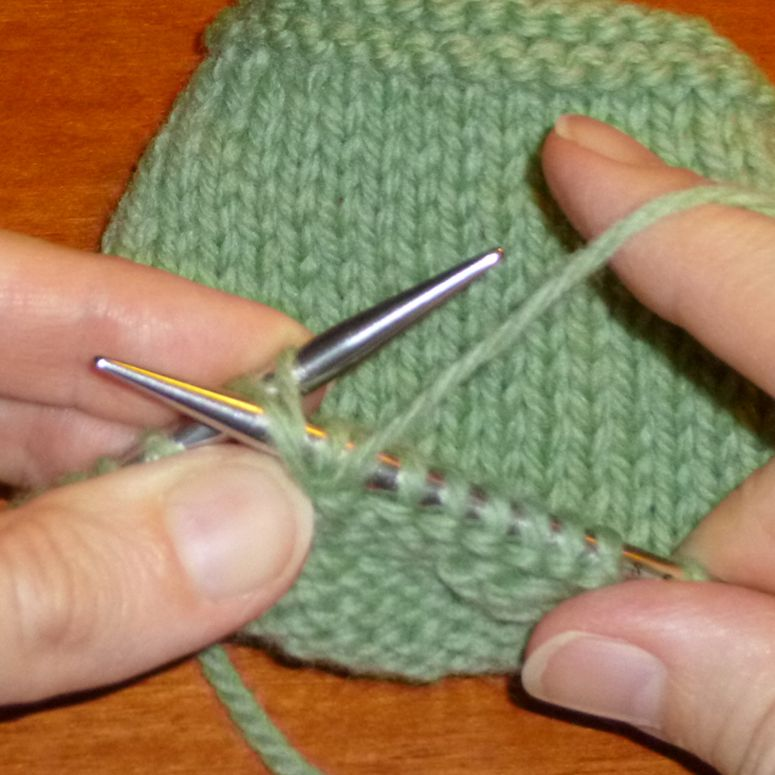 Short Row Shaping Japanese Short Rows Basix Knitting