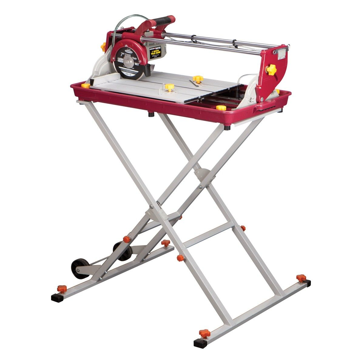 Diamondback 7 In Heavy Duty Wet Tile Saw With Sliding Table For 239 99 In 2020 Sliding Table Harbor Freight Tools Tile Saw