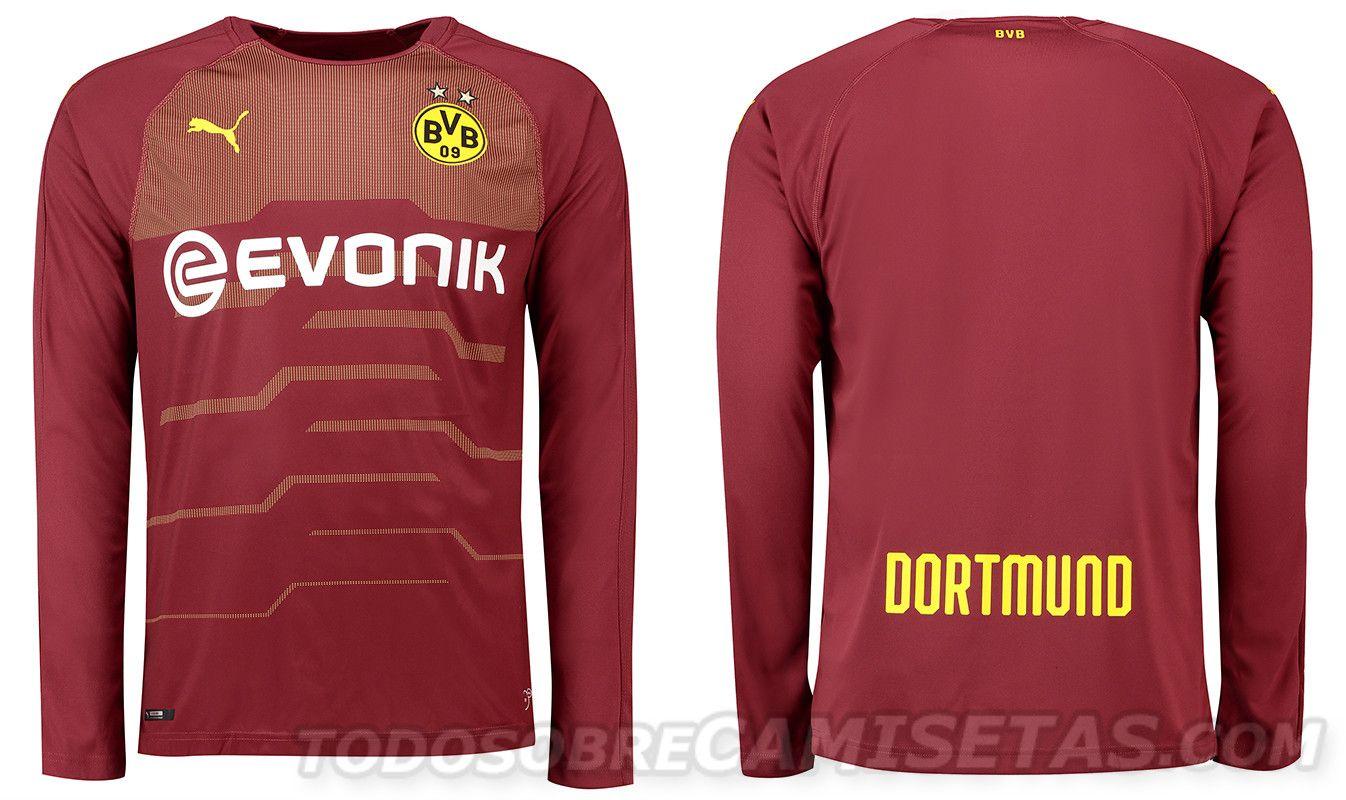 b457f905f Bundesliga 2018-19 Kits - Borussia Dortmund third