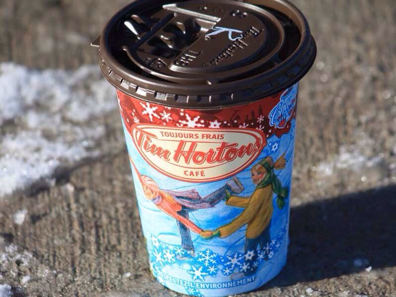 Trip to Tim Hortons Takes Wrong Turn.. Tim hortons, Tim