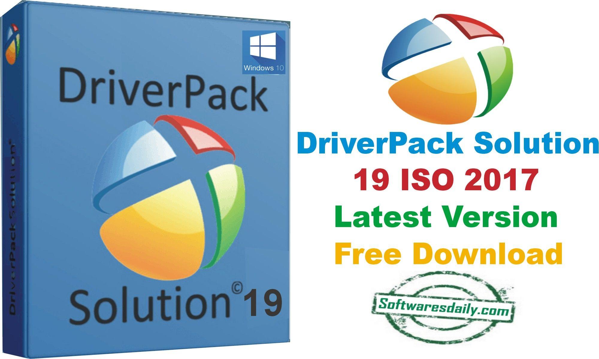 online driver pack updater