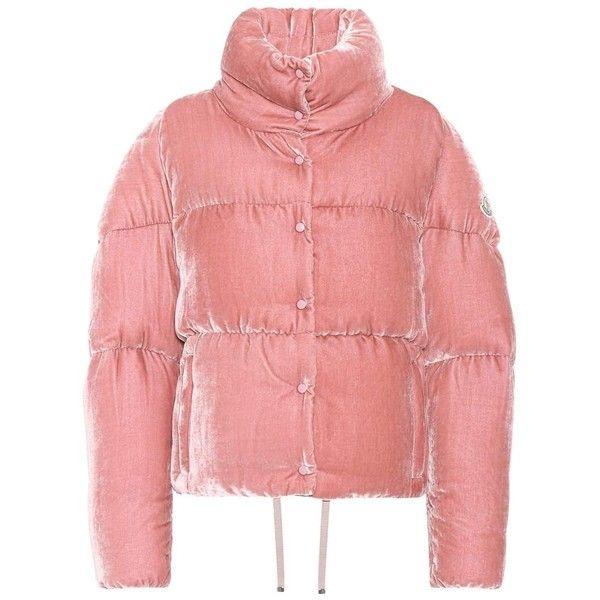 Moncler Chaquetas Deportivas rosa