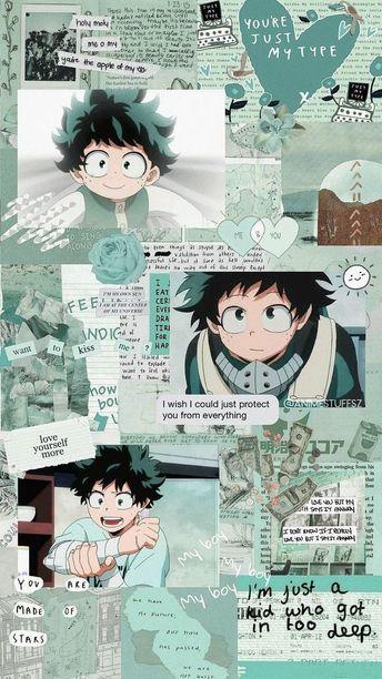 Fondos de pantalla anime