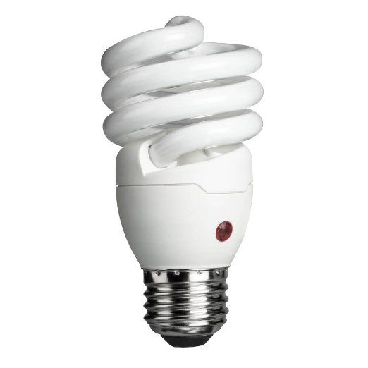 Philips 429746 Energy Saver Compact Fluorescent Dusk To Dawn 14 Watt Twister Light Bulb Light Bulb Energy Saver Led Bulb