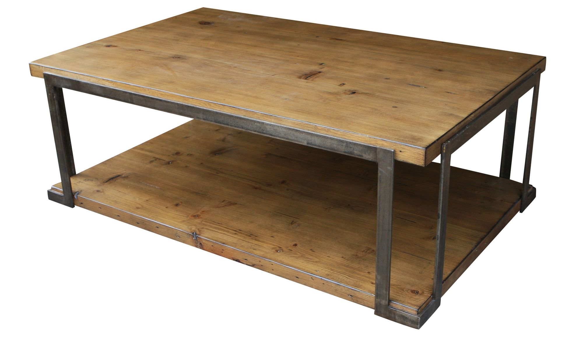 Industrial Wood Metal Coffee Table Google Search Coffee Table Round Metal Coffee Table Modern Industrial Coffee Table [ 1170 x 2000 Pixel ]