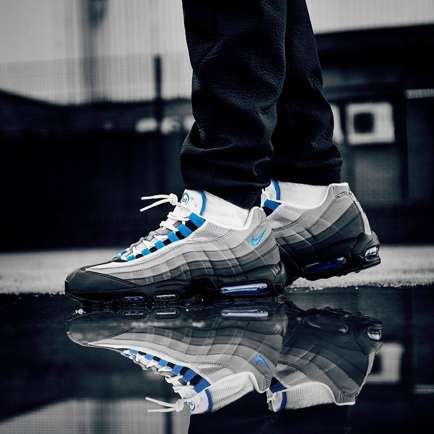 e7c5359242 Nike Air Max 95 « Crystal Blue » https://insidesneakers.com/