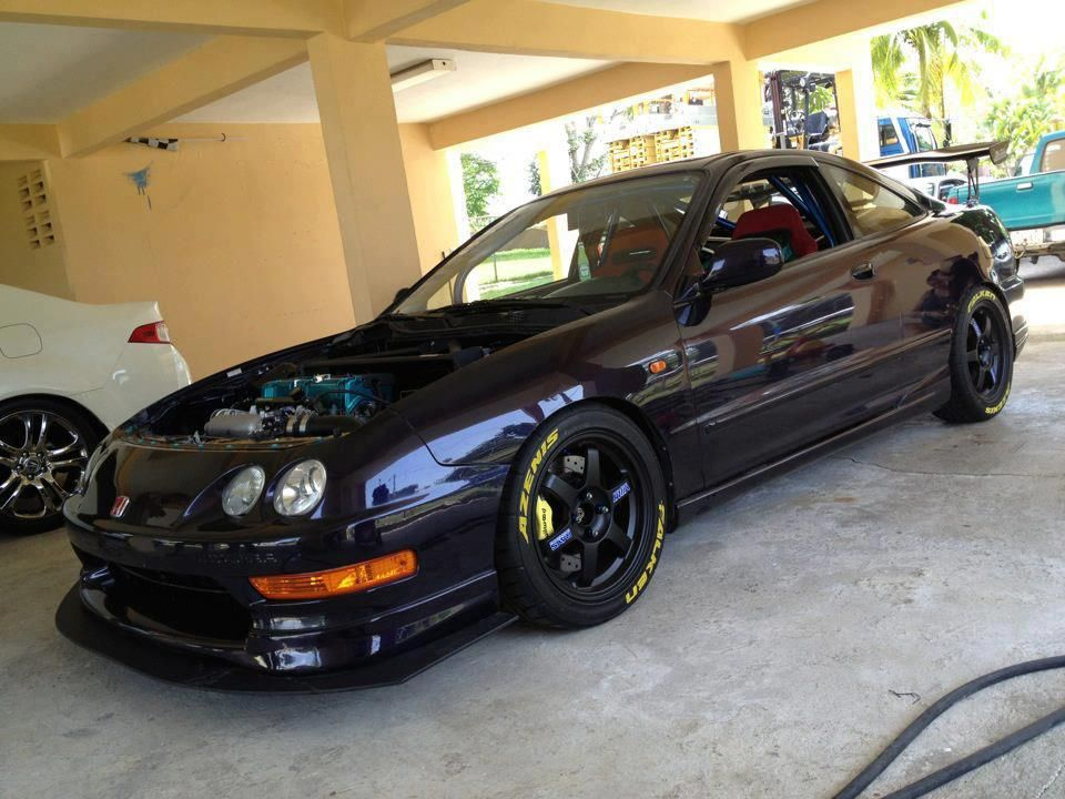 Great Looking Acura Integra TypeR Acura Pinterest Cars - Jdm acura integra parts