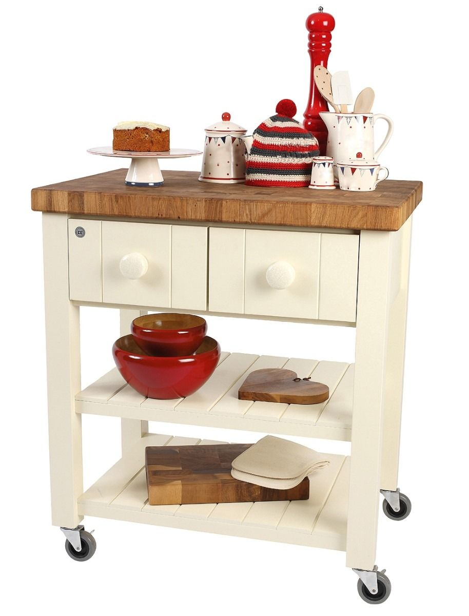 Mesa mesa mesas auxiliar de cocina en madera maciza for Mesas para cocinas estrechas