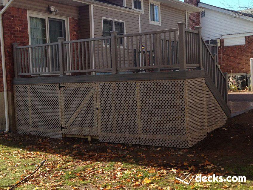 Decks Com Backyard Decks Decks Backyard Deck Building A Deck