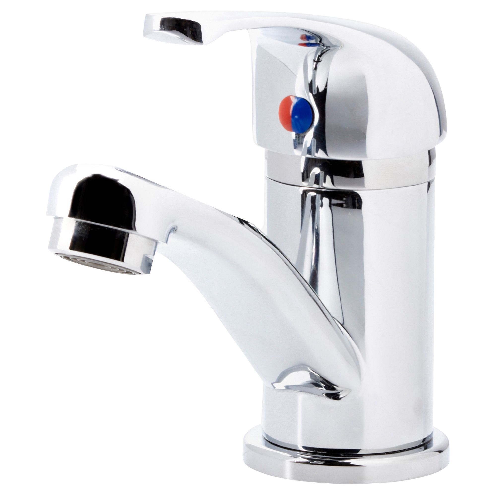 OLSKÄR Mischbatterie/Waschbecken, verchromt   Faucet, Basin mixer ...