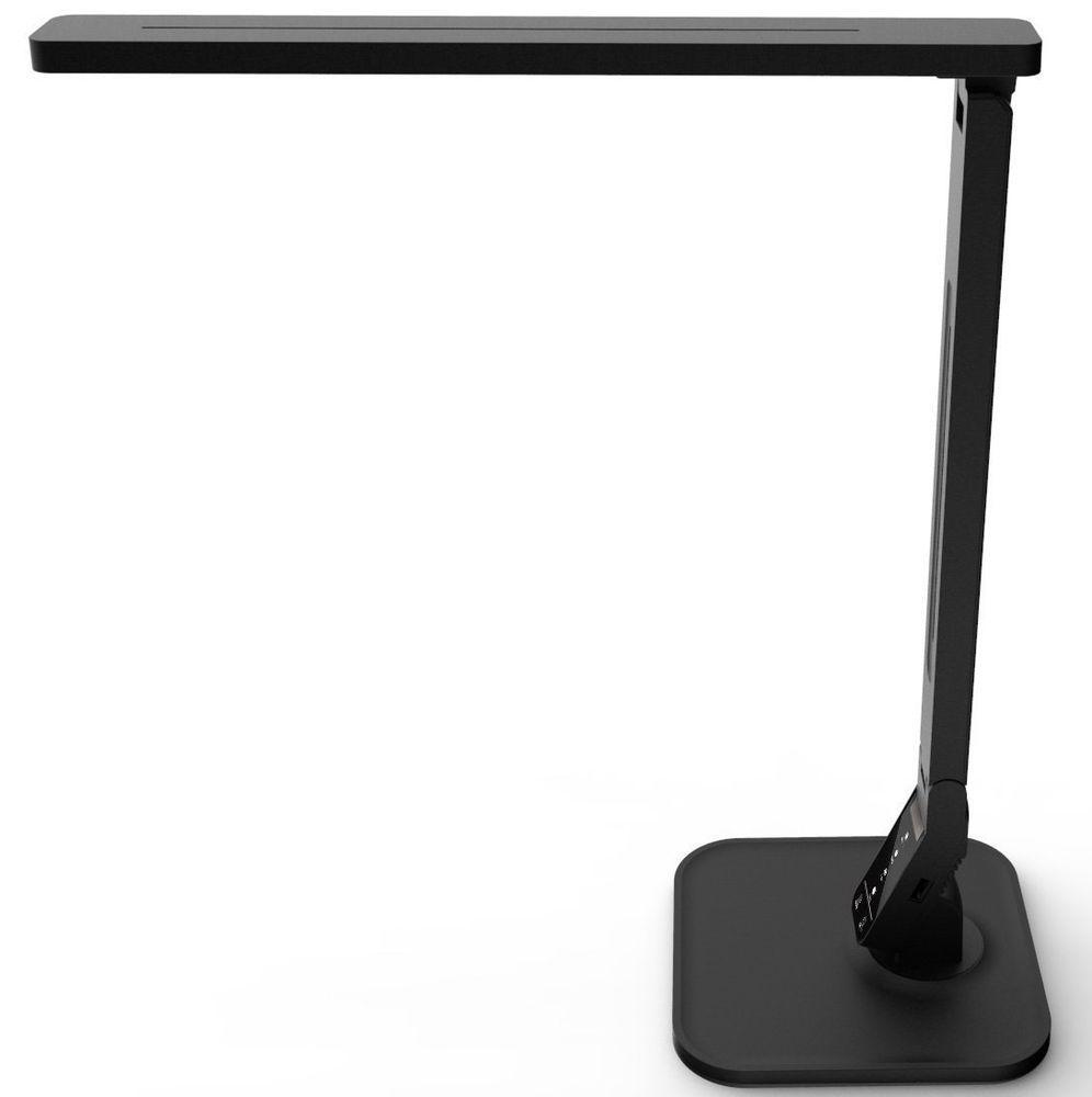 Led Desk Lamp Table Black Lighting Usb Touch Study Home Office Adjustable Modern Desk Lamp Led Desk Lamp Black Table Lamps