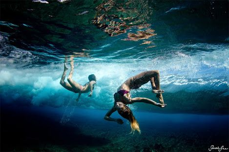 amazing underwater surfing photography - Google Search
