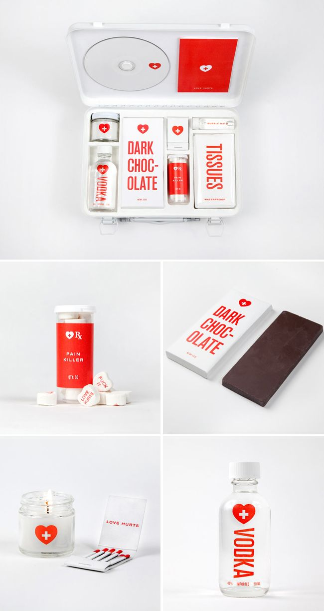 Love Hurts, Get Well Soon. | Packaging & Products | Pinterest | Gute ...