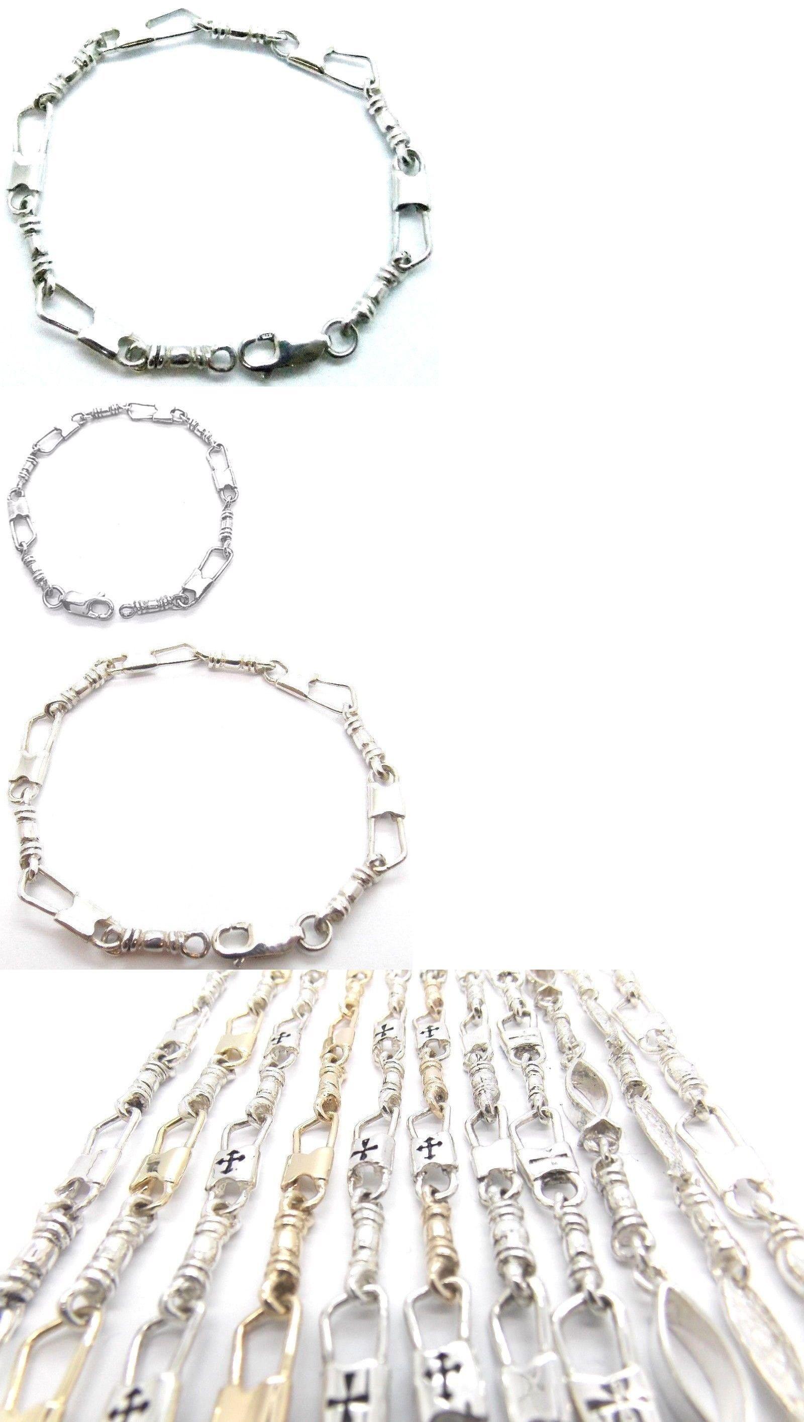 Bracelets acts bracelet fishers of men sterling silver