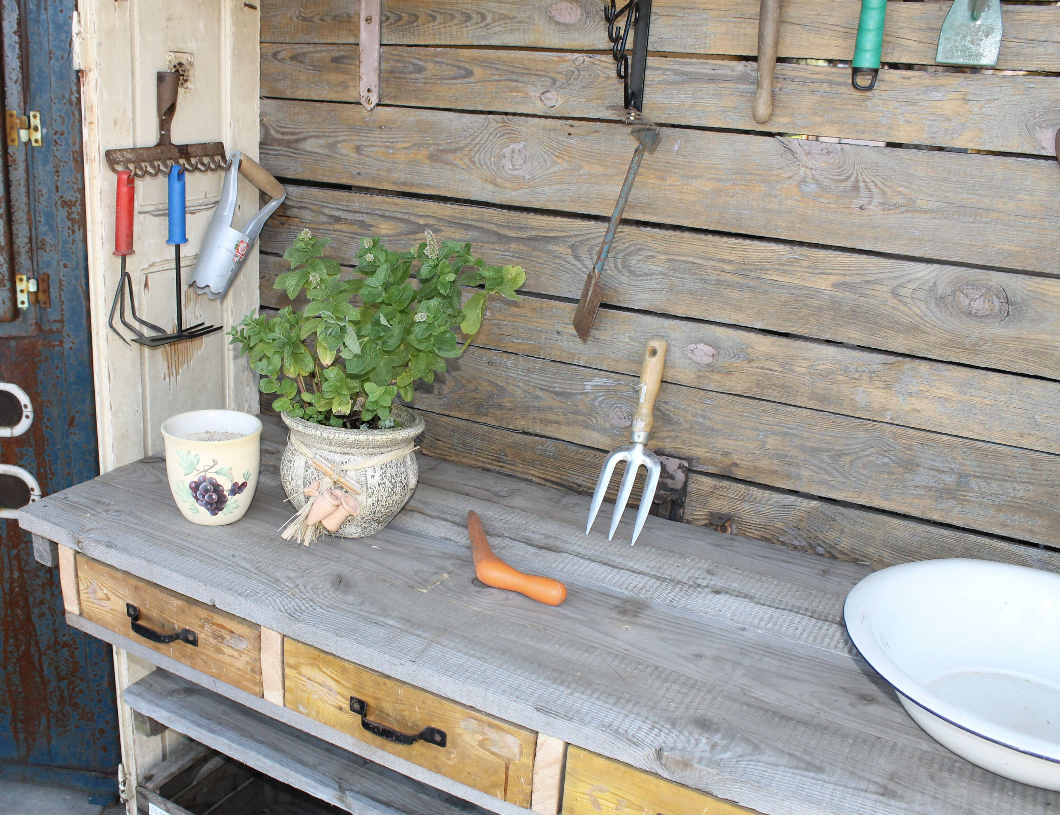Möbel Brandenburg pflanztisch bauen antik und sammlermarkt luckenwalde brita marx