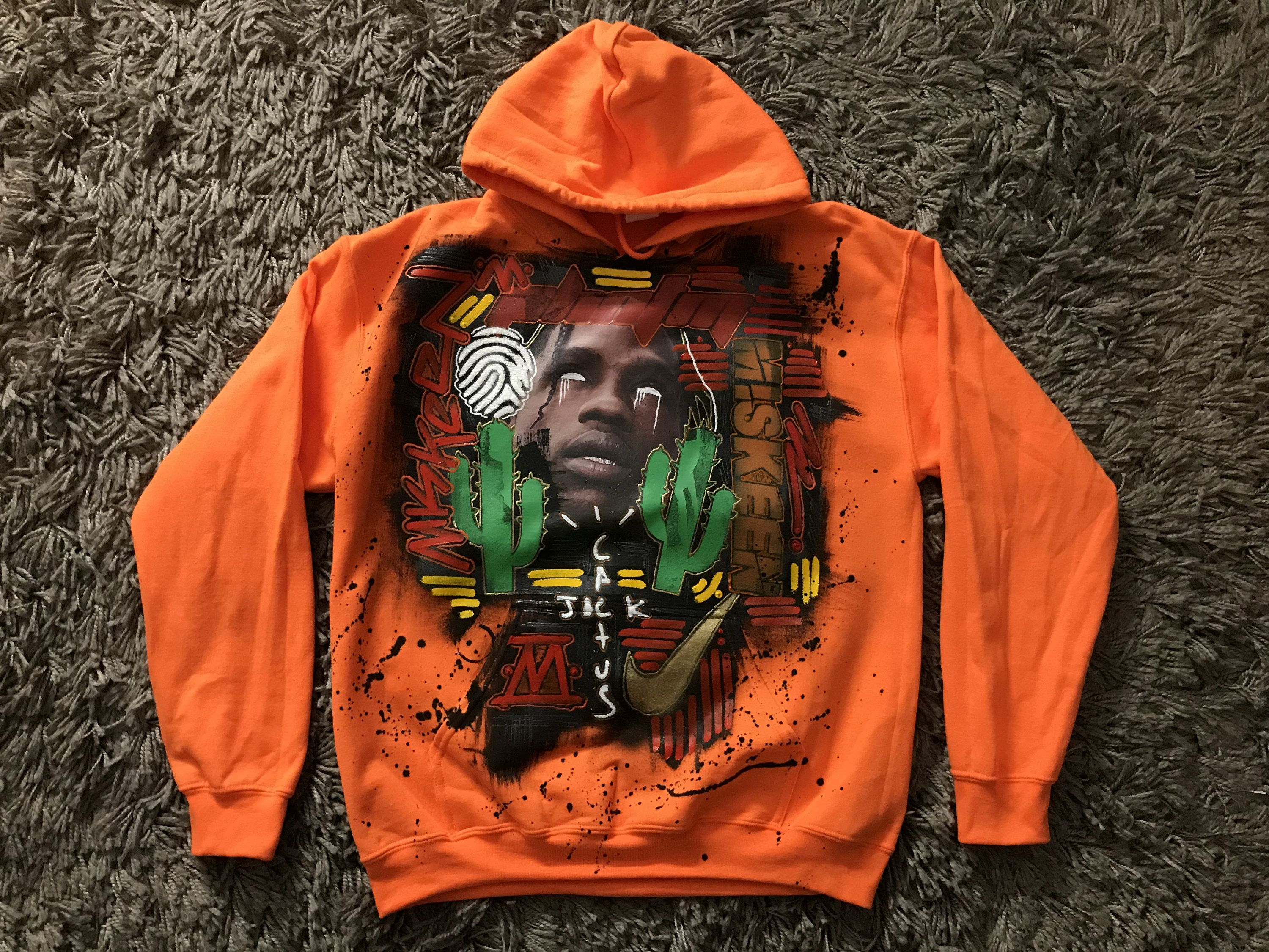Travis Scott Astroworld Tour Merch Wish You Were Here Look Mom Etsy In 2020 Street Art Fashion Modified Clothing Custom Clothes