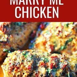 MARRY ME CHICKEN