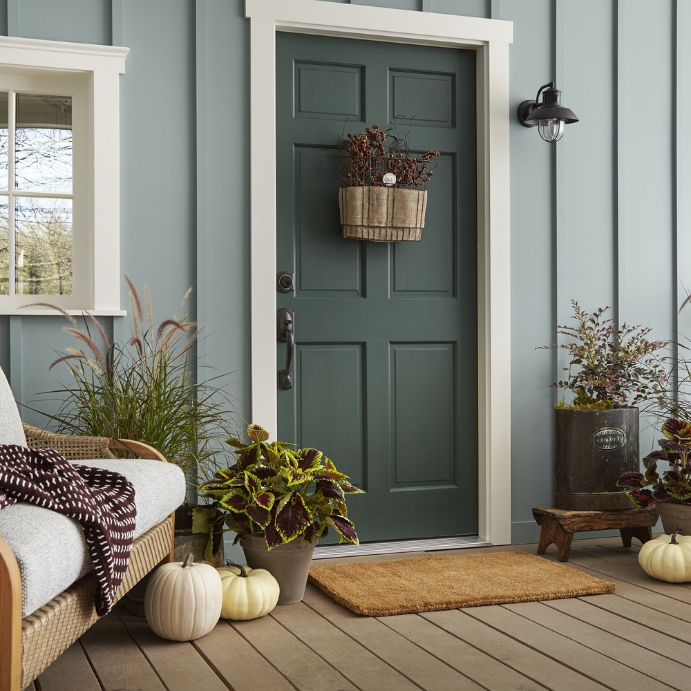 behr s color of the year is soothing and tranquil on behr exterior house paint photos id=24969