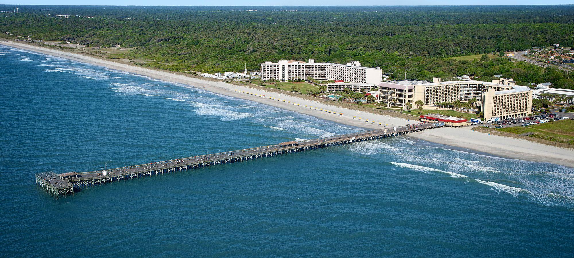 Myrtle Beach Resort Hotel On The