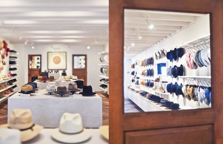 Hats In The Belfry Store By Chrysalis Studio Philadelphia Pennsylvania Hats In The Belfry Belfry Retail Store Design