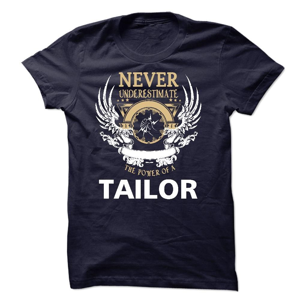 I Am A Tailor T-Shirts, Hoodies. SHOPPING NOW ==► https://www.sunfrog.com/LifeStyle/I-Am-A-Tailor-41113934-Guys.html?id=41382