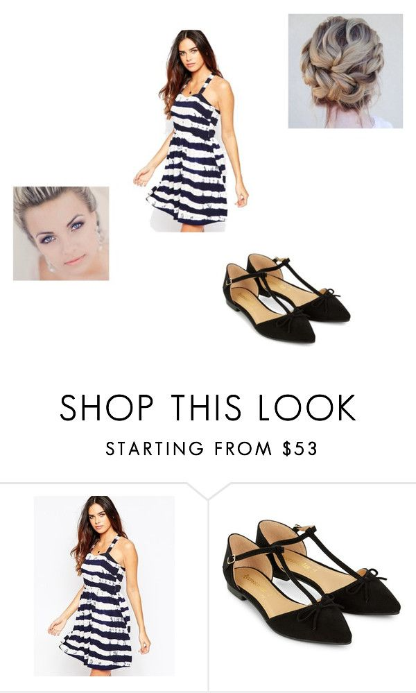 """""""Meeting Fred"""" by maryvarleyrox ❤ liked on Polyvore featuring Sugarhill Boutique and Accessorize"""