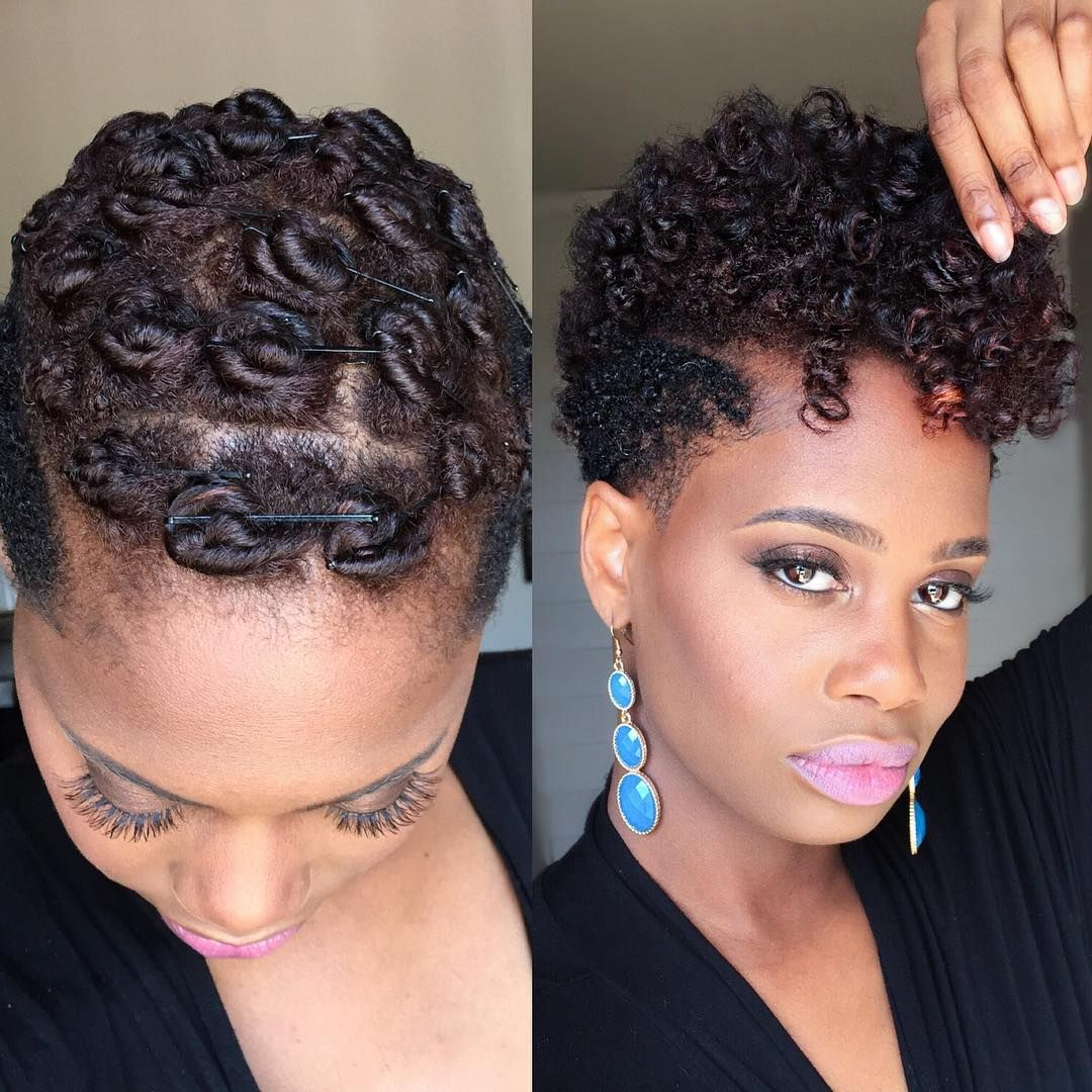 hair styles curls pin curls on tapered hair pin curls and 7365