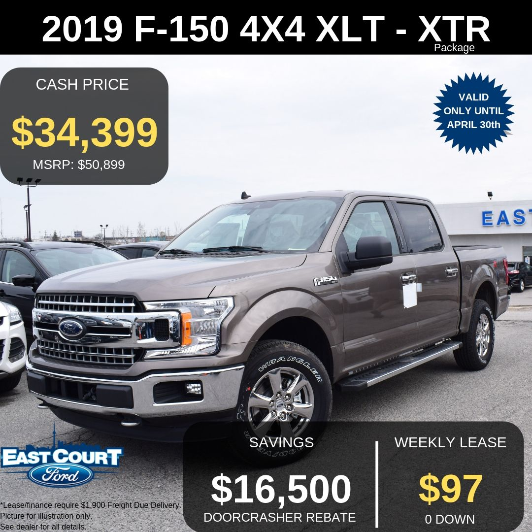 Stock 04 10 9f1550 0 Down Xtr Package 2 7l Ecoboost Performance Engine Xlt Series Supercrew Is Loaded With Performance Engines Ford F150 Xlt New Cars