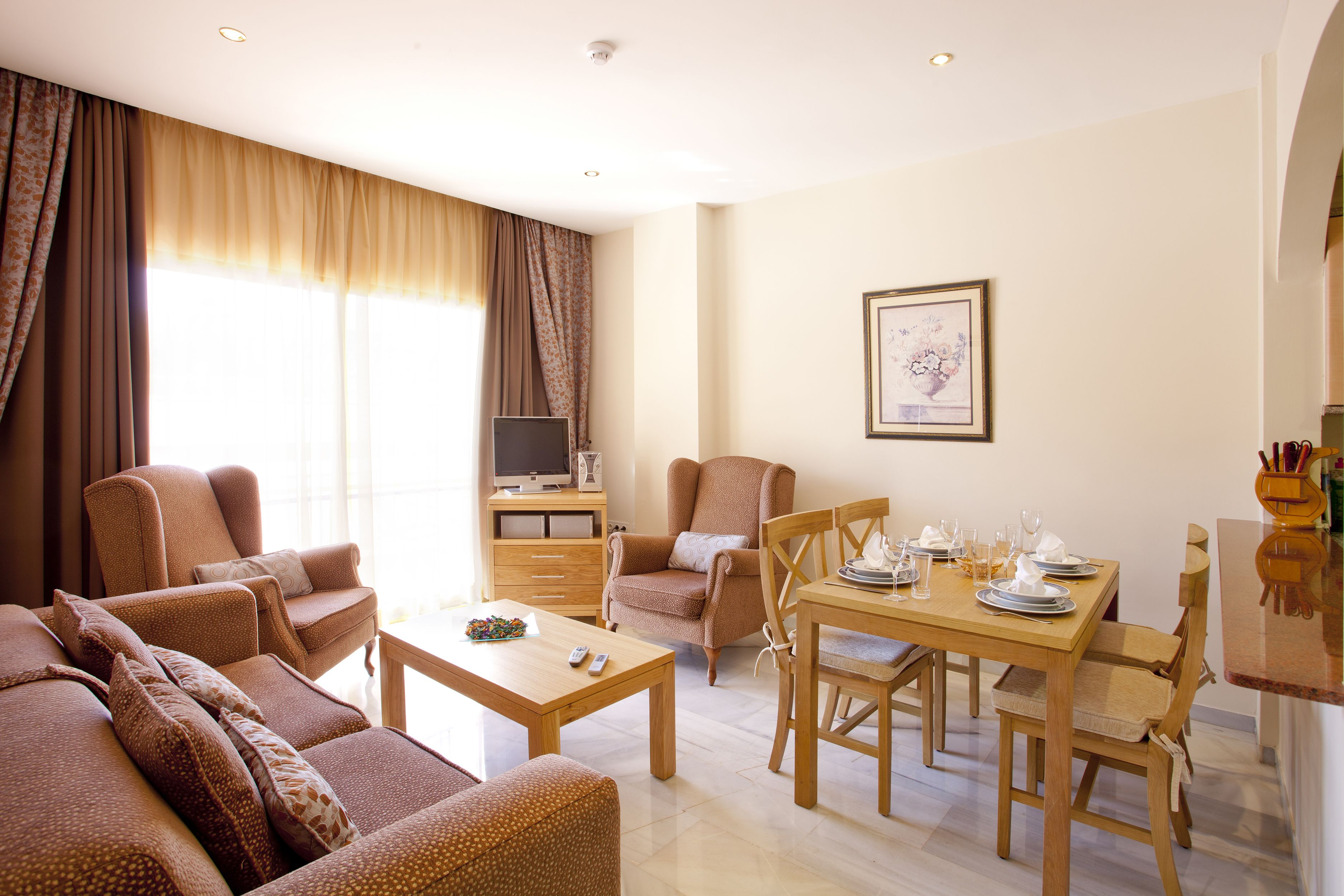 A 2 Bedroom Apartment At Sunset Beach Club Two Bedroom Apartments Hotel Apartment 2 Bedroom Apartment