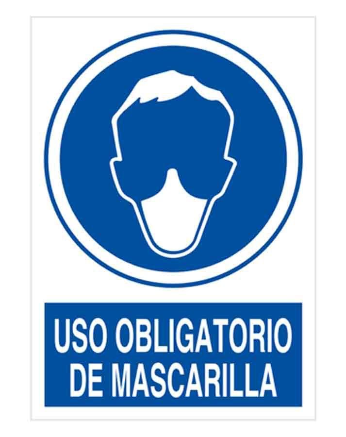 Uso obligatorio de mascarilla | Higiene y seguridad en el trabajo ...