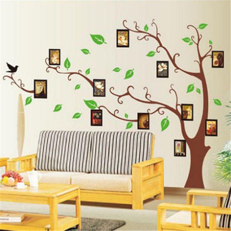 Resultado de imagen para imágenes de árboles en la pared | Murals ...