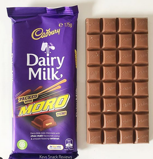 Cadbury Dairy Milk Moro Block Bar It S Actually Chocolate Malt Flavour Cadbury Dairy Milk Chocolate Malt Cadbury