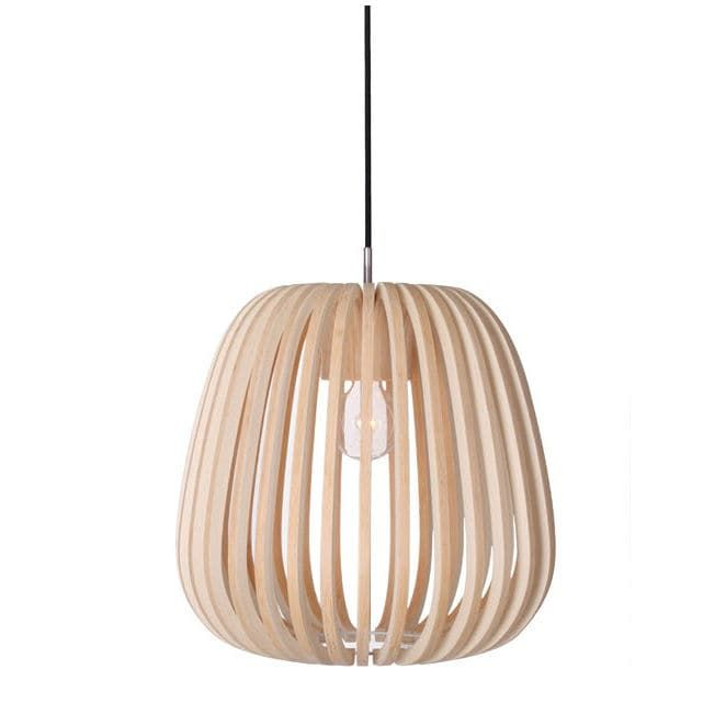 lampe suspension contemporaine en bois bamboo m10 ay illuminate deco. Black Bedroom Furniture Sets. Home Design Ideas
