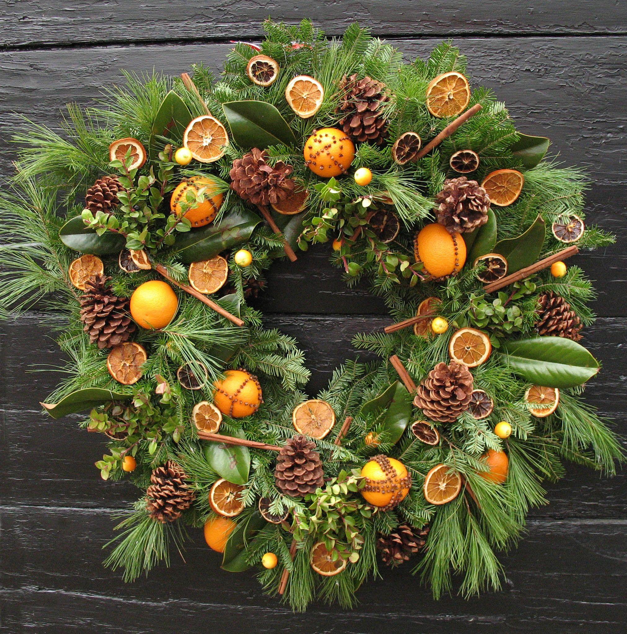 Calendar: Historical Society Wreath Festival—Sunday!