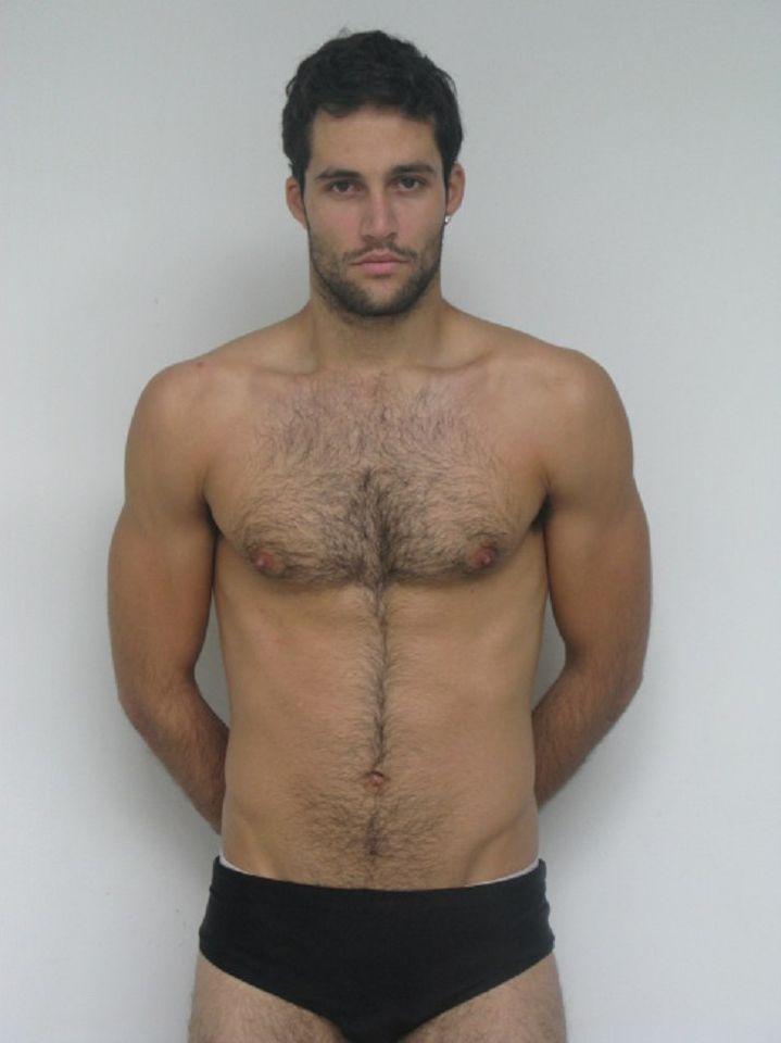 Israeli male models nude