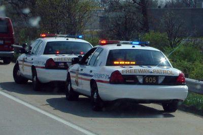 Columbus, Ohio - Freeway Patrol